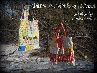 ChildsActivityBag