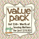 Sewing Notion Value Pack