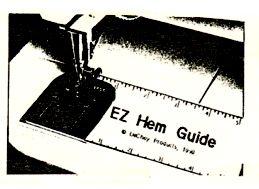 EZ Hem Guide