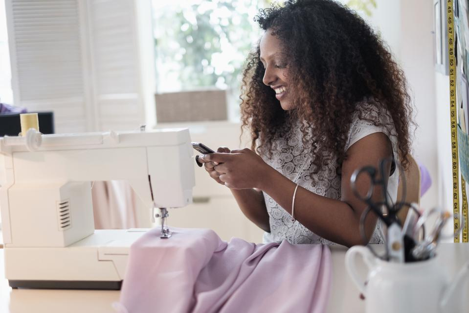 Stitching Together: Five Ways Online Sewing Communities Are Reducing Work Stress